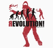 REVOLUTION 2 by karmadesigner