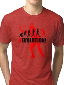 REVOLUTION 2 Tri-blend T-Shirt