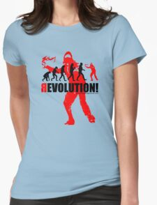REVOLUTION 2 Womens Fitted T-Shirt