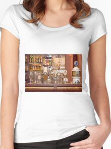 BAR Women's Fitted Scoop T-Shirt