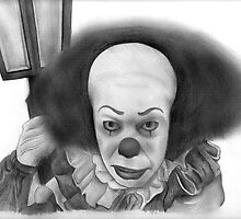 Pennywise by axemangraphics