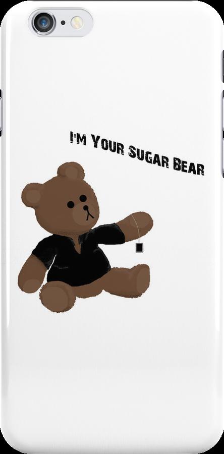 Sugar Bear by reddesilets