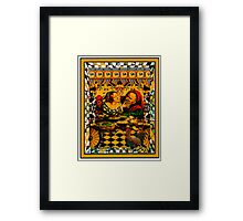 Party Like It's 1584 Framed Print