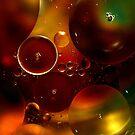 Rainbow Planets by Mattie Bryant