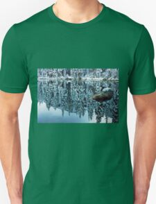 Snow Mirror T-Shirt