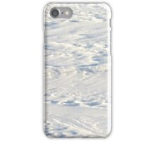 Snow cover iphone case iPhone Case/Skin