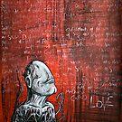 Disfigured/Dismantled: Love by MarcLothsArt