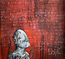 Disfigured/Dismantled: Love by MarcLothsArt