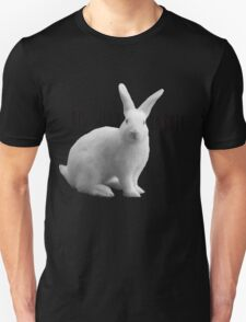 His silly rabbit Unisex T-Shirt