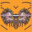Fireworks Heart by IreKire