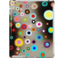 Poppies colorful Snow Landscape iPad Case/Skin