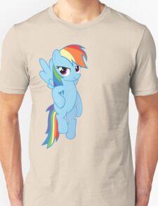 Rainbow Dash - Flying T-Shirt