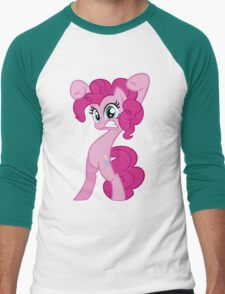 "Pinkie Pie - ""Watch Out!"" Men's Baseball ¾ T-Shirt"