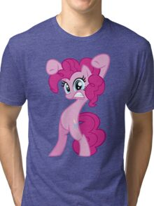 "Pinkie Pie - ""Watch Out!"" Tri-blend T-Shirt"