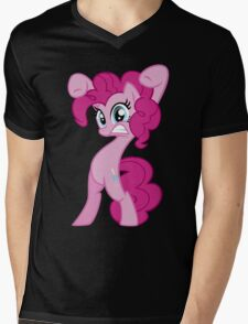 "Pinkie Pie - ""Watch Out!"" Mens V-Neck T-Shirt"