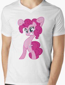 """Pinkie Pie - """"Watch Out!"""" Mens V-Neck T-Shirt"""