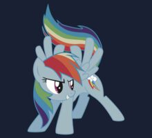 Rainbow Dash One Piece - Long Sleeve