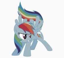 Rainbow Dash Kids Clothes