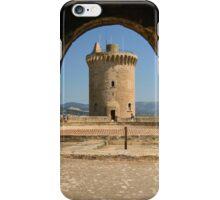 Castell de Bellver iPhone Case/Skin