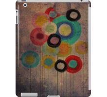 Poppies Vintage iPad4 - iPad3 iPad Case/Skin
