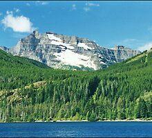 Waterton Lake, Alberta, Canada by Adrian Paul