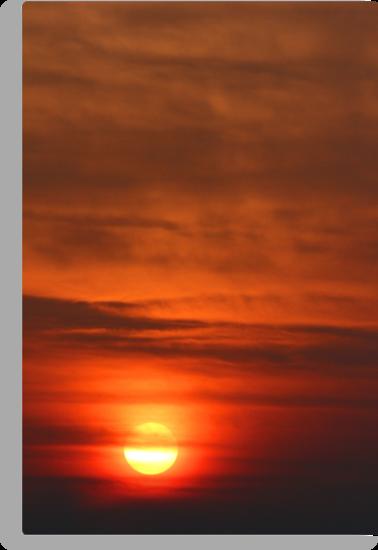 Smoky Sunrise by EOS20
