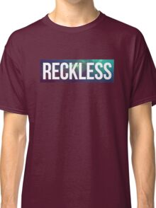Reckless Galactic Infinity Classic T-Shirt