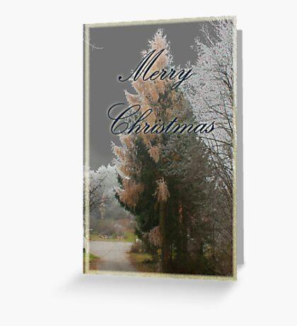 Greeting Card: Christmas Tree Greeting Card