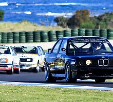 BMW M3 by Russell Charters