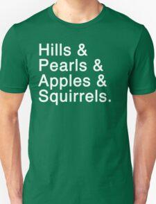 Mary Baldwin College List T-Shirt