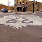 Route 66 in Winslow, Arizona by Shiva77