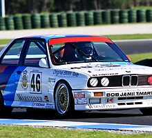 Schnitzer BMW M3 by Russell Charters