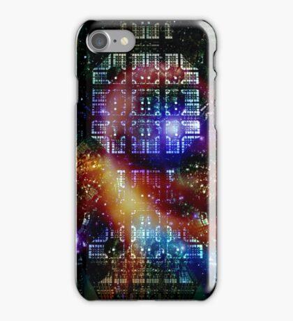 Space Cube iphone case iPhone Case/Skin