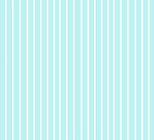 White lines blue background case by rupydetequila