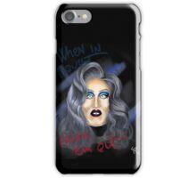 Sharon Needles Freak 'em Out iPhone Case/Skin