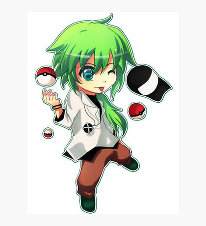 Pokemon - Pokemon Trainer Photographic Print