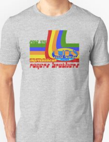 uk great britain by rogers bros T-Shirt