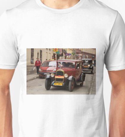 """Rally"" Unisex T-Shirt"