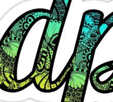 ADPI Doodle Sticker