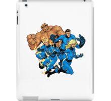 fantastic four iPad Case/Skin