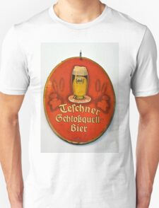 The good old beer... Unisex T-Shirt