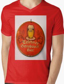 The good old beer... Mens V-Neck T-Shirt
