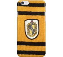 Harry Potter Hufflepuff Badge iPhone Case/Skin