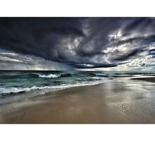 The Angry Sky Photographic Print