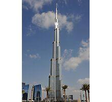 Burj Khalifa 2 Photographic Print