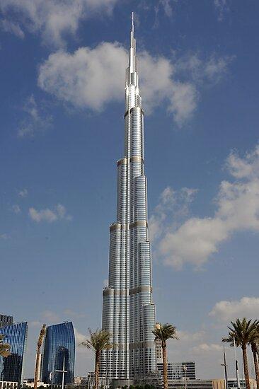 Burj Khalifa 2 by Graham Taylor