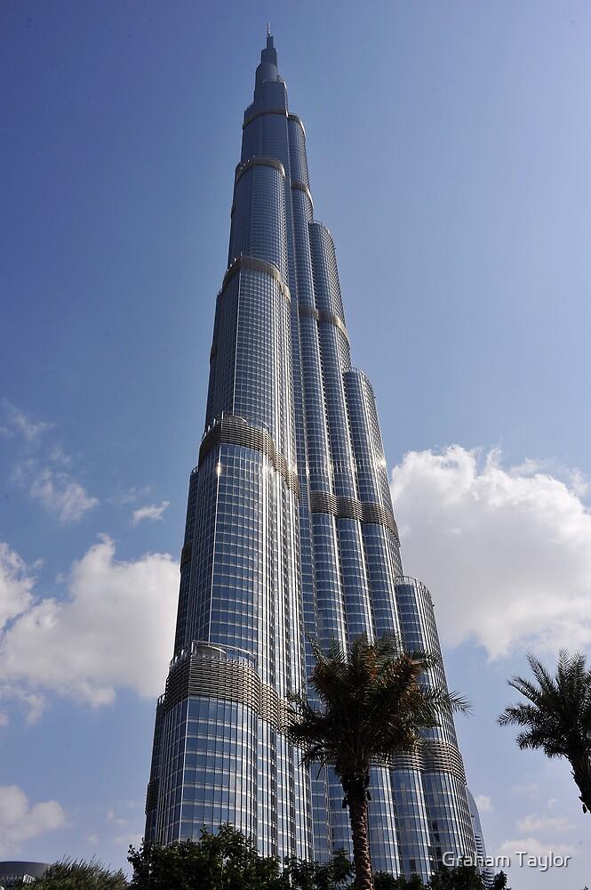 Burj Khalifa 1 by Graham Taylor
