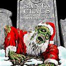 Zombie Santa by sinxdesigns