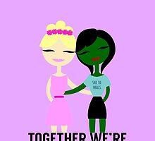 Together We're Unlimited by politedemon
