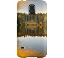 The house at the lake Samsung Galaxy Case/Skin